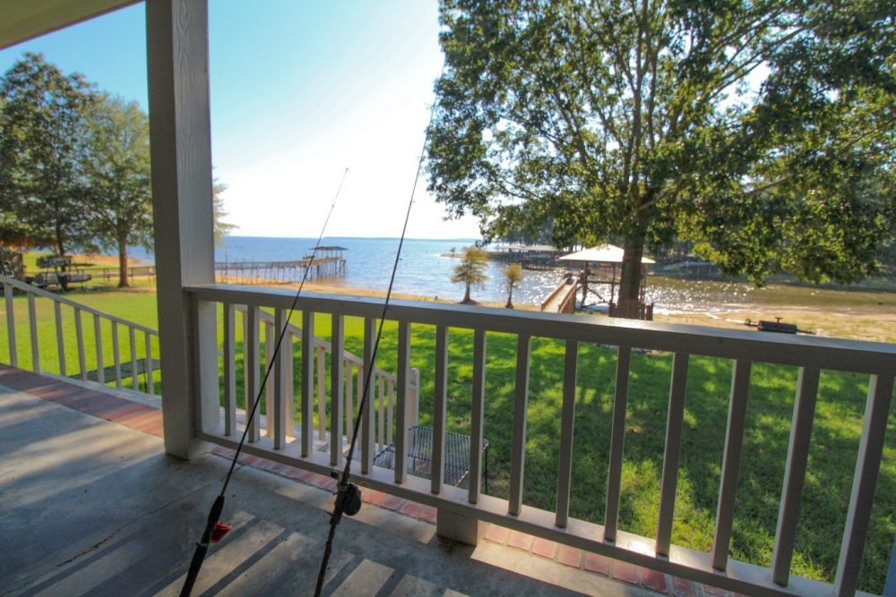 Tennessee Bay House On Toledo Bend
