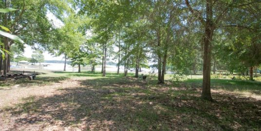 Waters Edge Subdivision lot in Sam Miguel Creek.