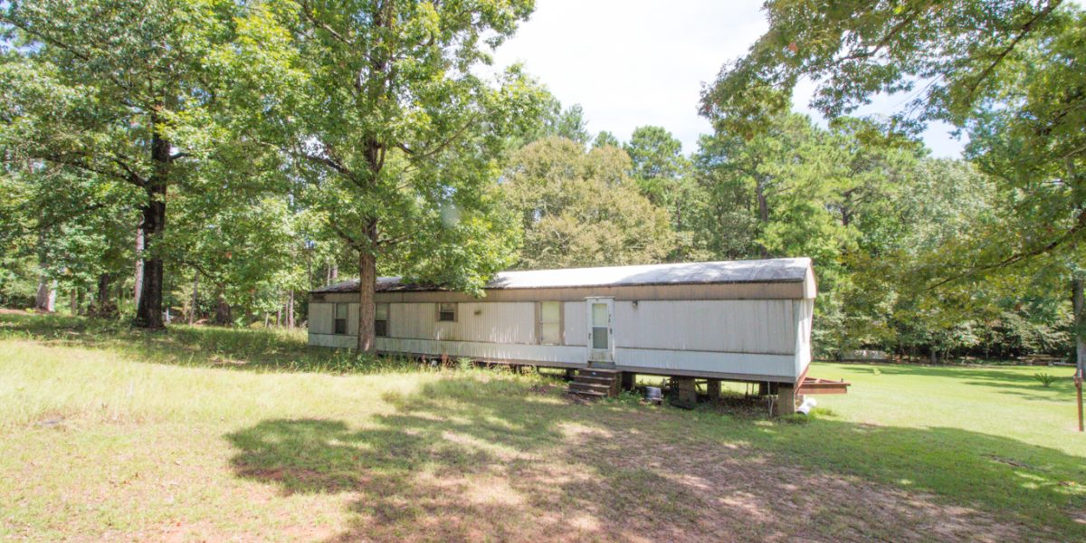Mobile-Home Near Toledo Bend Lake