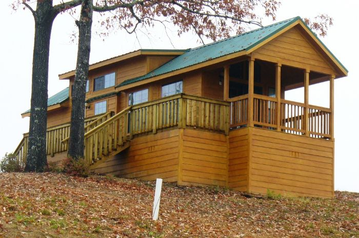 PL02334***4 Cabins For Sale***