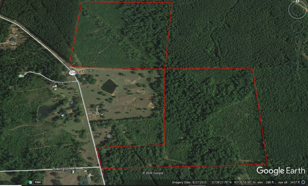 83 Acres Many Louisiana