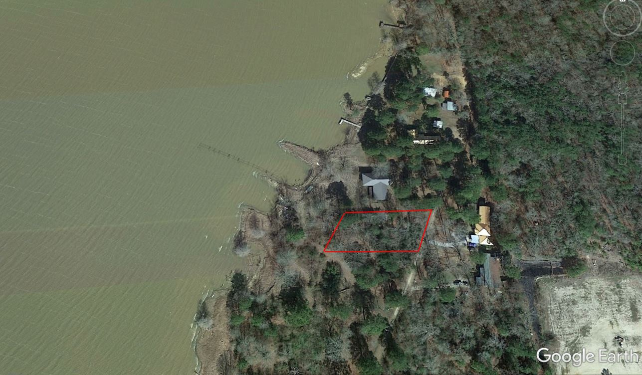 Lots 6 & 7, T. J. Paul Subdivision (Unrestricted Waterfront)