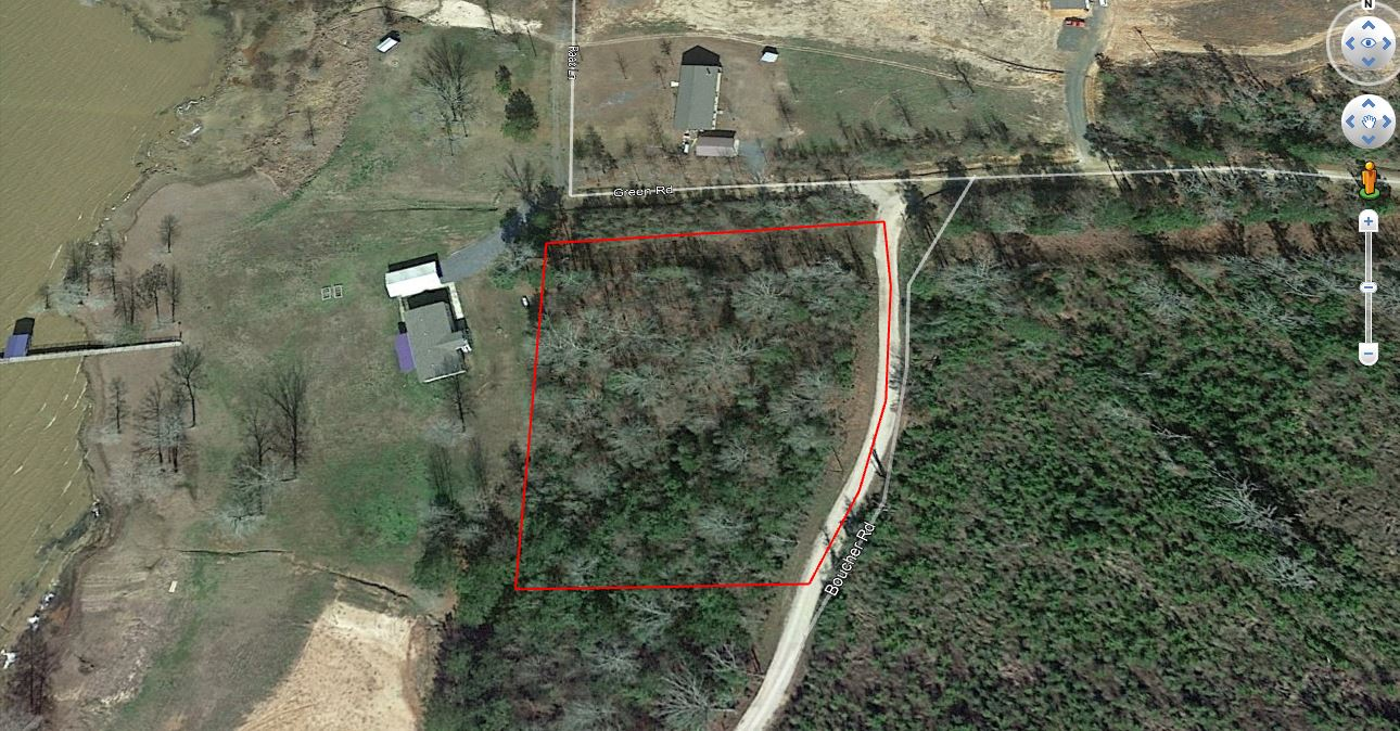 ***SALE PENDING*** UNRESTRICTED Water View Land